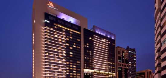 ELLE Spa Marriott Hotel ABU Dhabi